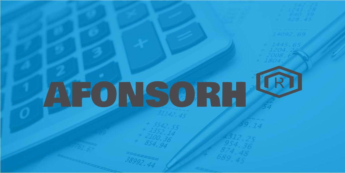 AfonsoRH - Logo aplicado