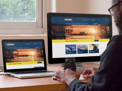 LM&RS Assessoria – Website