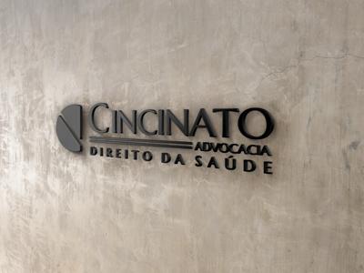 Cincinato Advocacia – Logotipo