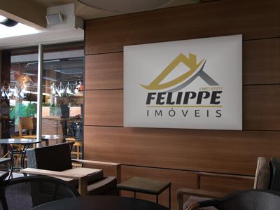 Felippe Imóveis – Logotipo
