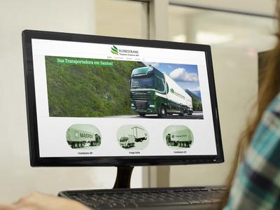 Florestrans – Website