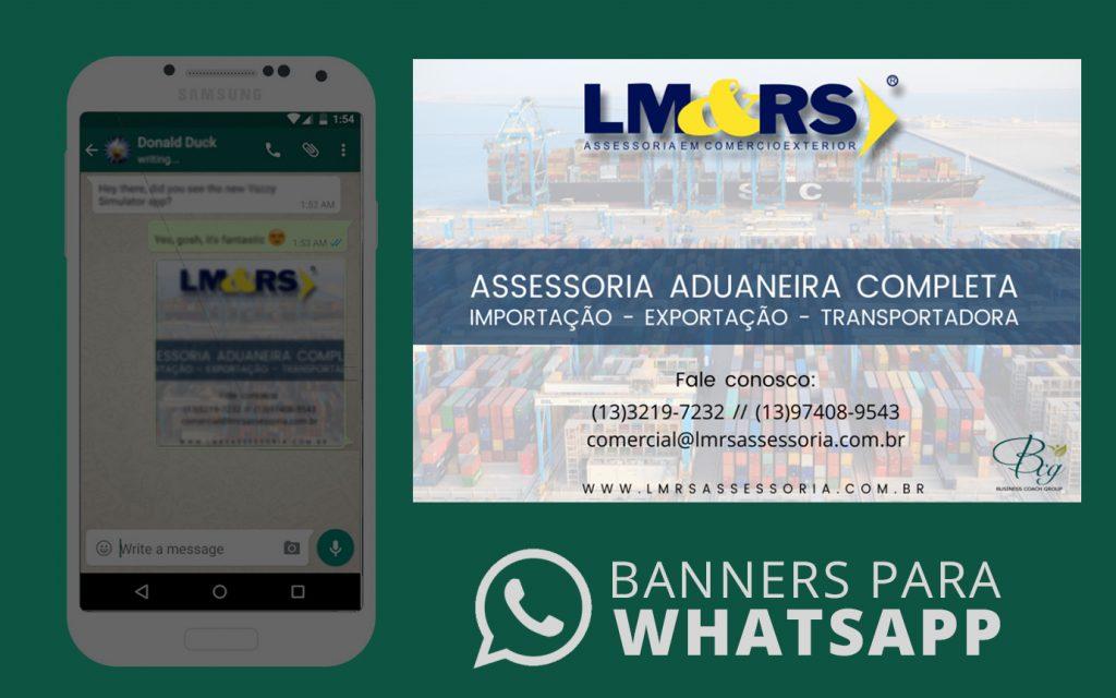 LM&RS – Whatsapp Banner