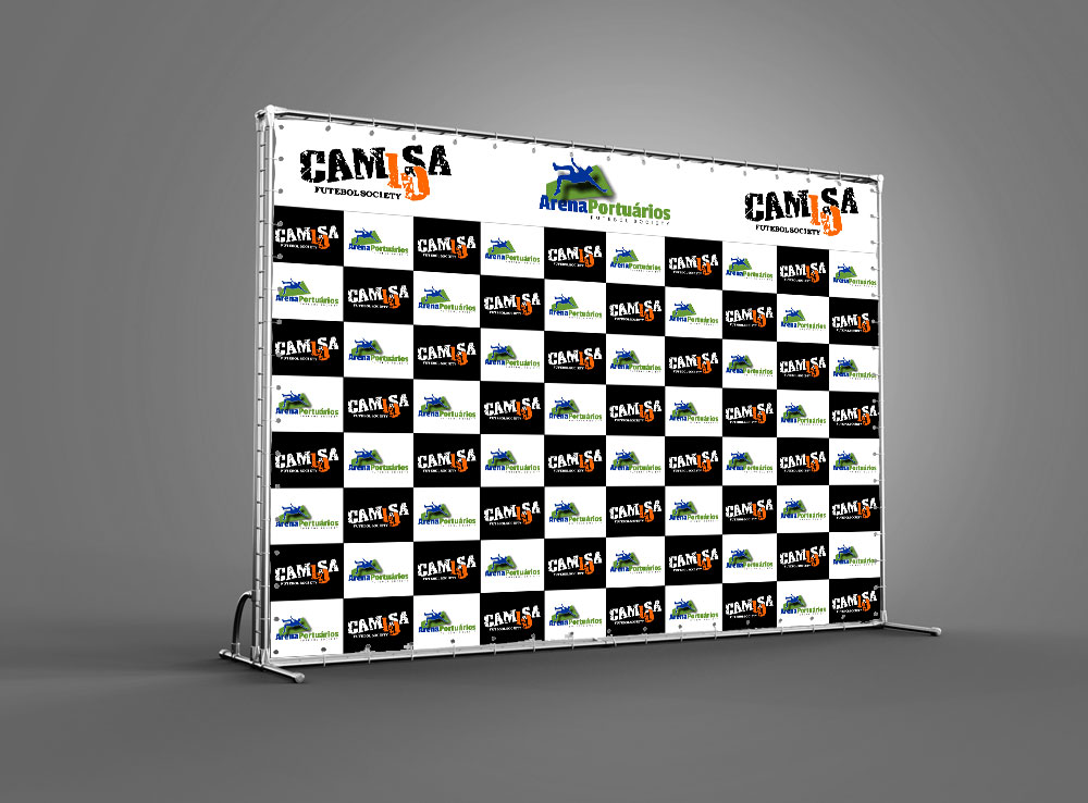 Camisa 10 – Backdrop